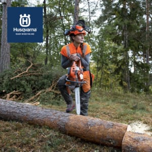 Husqvarna 550 XP® Mark II och 545 Mark II